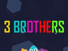 3 Brothers: Color Switch Monster 1.0.0 Screenshot