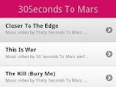 30 Seconds to Mars Music Video 1.2 Screenshot
