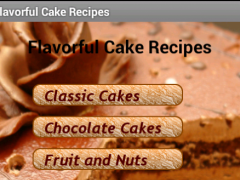 300 Sheet & Layer Cake Recipes 1.0 Screenshot