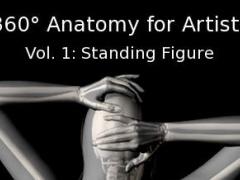 360 Anatomy for Artists - Standing Figure 1.00 Screenshot