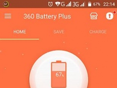 Review Screenshot - Battery Saver App – Quickly Extend Your Battery Time