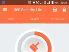 Review Screenshot - Security App – The Overall Security Your Phone Needs