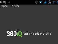 360iQ – Worry Less. Profit More. 2.3.5 Screenshot
