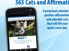 365 Cats and Affirmations 1.0 Screenshot