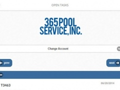 365 Pool Service 1.0 Screenshot