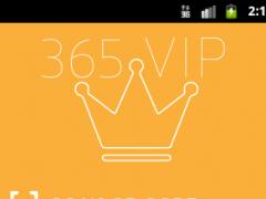 365VIP 1.1.3 Screenshot