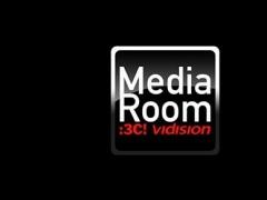 :3C! vidision MediaRoom 1.0.1 Screenshot