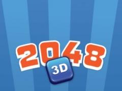 3D 2048 1.00 Screenshot