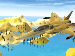 3D Air Battle War Planes 1.0 Screenshot