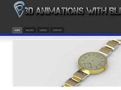 3D Animations 0.1 Screenshot