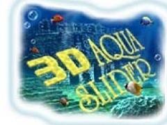 3D Aqua Slider 1.4 Screenshot