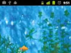 3D Aquarium Full LWP 1.3 Screenshot