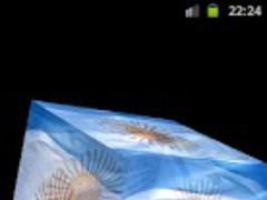 3D Argentina Fondo Animado 1.1 Screenshot