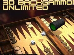 3D Backgammon Unlimited 1.0 Screenshot