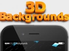 3D Backgrounds - High Class Wallpapers 1.1.1 Screenshot