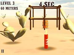 3D Barrels TNT Dynamite west 1.0 Screenshot