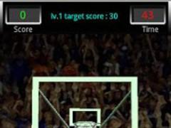 3D Basketball Shot 1.44 Screenshot