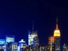 3D Beautiful City Night LWP 1.0 Screenshot
