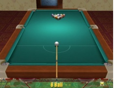 3D Billiards Online PopGameBox 1.0 Screenshot
