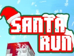 3D Block Skins Cartoon Christmas Run Games Pro 1.0 Screenshot