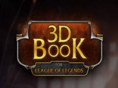 3D book for League of Legends 2.1.2 Screenshot