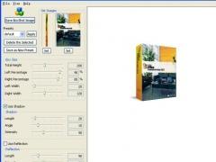 3D Box Shot Maker 1.0 Screenshot