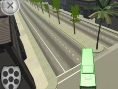 3D Bus Driver Simulator Car Game - Real Monster Truck Driving Test 1.0.1 Screenshot