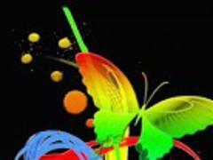 3D Butterfly wallpaper 1.0 Screenshot