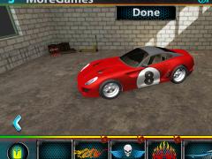3D Car Tuning Park Simulator 1.5 Screenshot