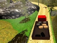 3D Cargo Truck Driving : Real Hill Climbing 2016 1.0 Screenshot
