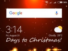 Review Screenshot - Welcome the Holiday Season in Style with this Christmas Wallpaper