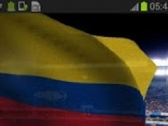 3D Colombia Flag 3.1.4 Screenshot