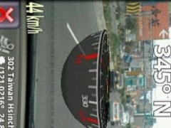 3D Compass Pro (for Android 2) 3.53 Screenshot