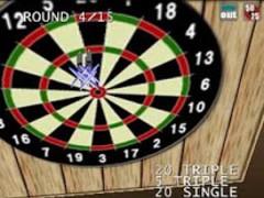 3D Darts 2.00 Screenshot