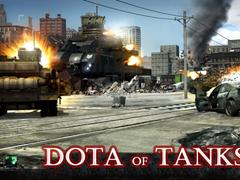 3D Dota of Tank 1.0 Screenshot