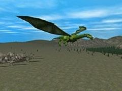 3D Dragons Free 1.0 Screenshot