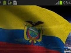 3D Ecuador Flag 3.1.4 Screenshot