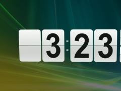 3D Flip Clock 2.3 Screenshot