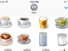 3D Food Stickers 3.0 Screenshot