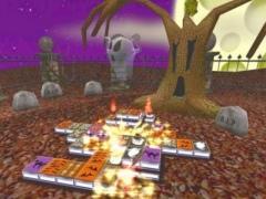 3D Halloween Mahjong 1.35 Screenshot
