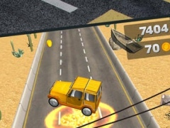 3D Jeep Racing Frenzy Game 1.10 Screenshot