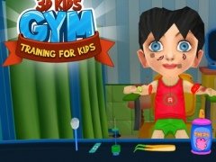 3D Kids Gym Training for kids 1.0 Screenshot
