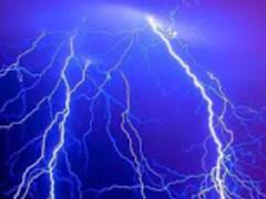 3D Lightning Storm 1.0 Screenshot