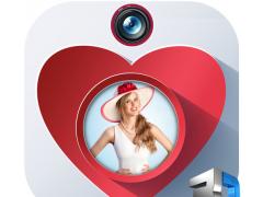 3D Love Photo Frame 1.0.0 Screenshot