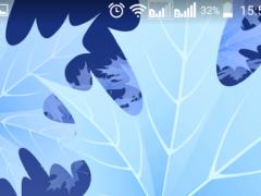 3D Maple Leaves Free 1.2.0 Screenshot