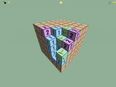 3D Minefield 1.2 Screenshot