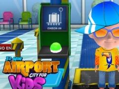 3d Mini Airport City For Kids 1.0 Screenshot