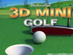 3D MiniGolf Unlimited 1.1 Screenshot