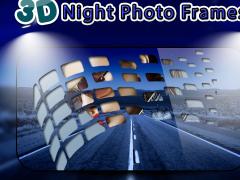 3D Night Photo Frames 1.0.0 Screenshot