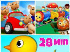 3D Nursery Rhymes For Babies 1.2 Screenshot